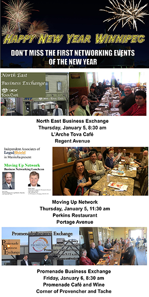 The First Networking Events of 2017