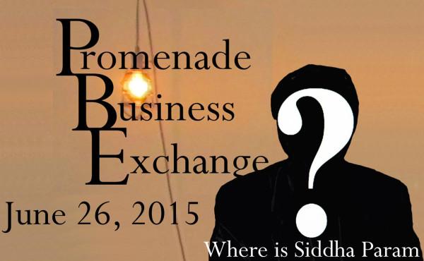 Promenade Business Exchange June 26, 2015
