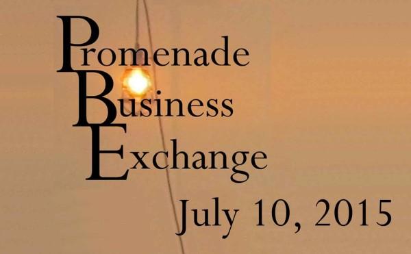 Promenade Business Exchange July 10, 2015