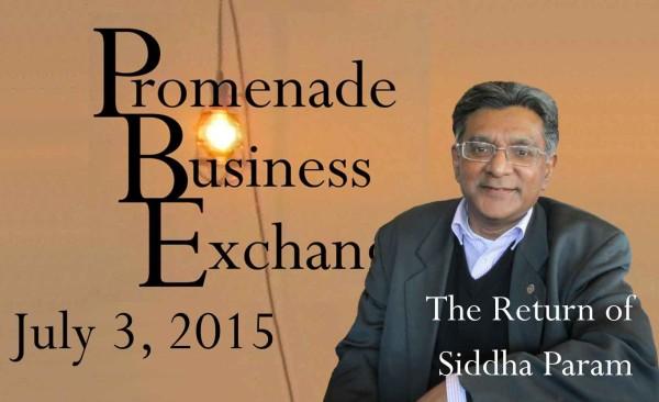 Promenade Business Exchange July 3, 2015