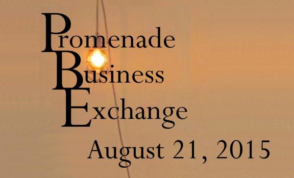 Promenade Business Exchange, August 21, 2015