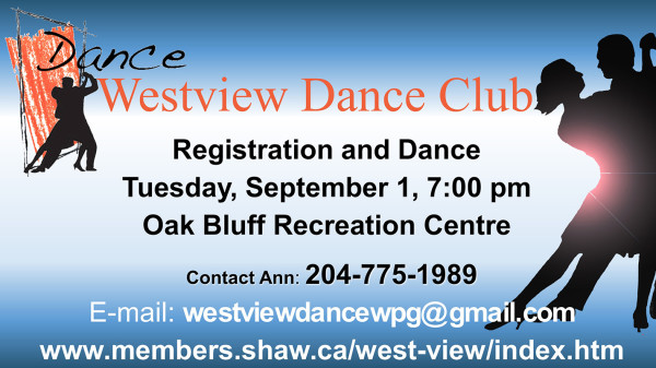 Westview Dance Club 2015 Registration and Welcome Back Dance