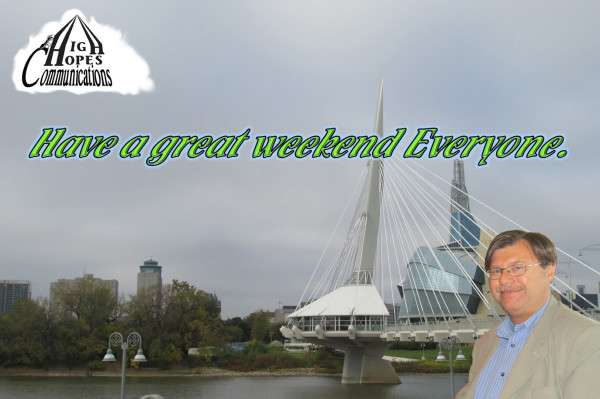Have a great weekend everyone.