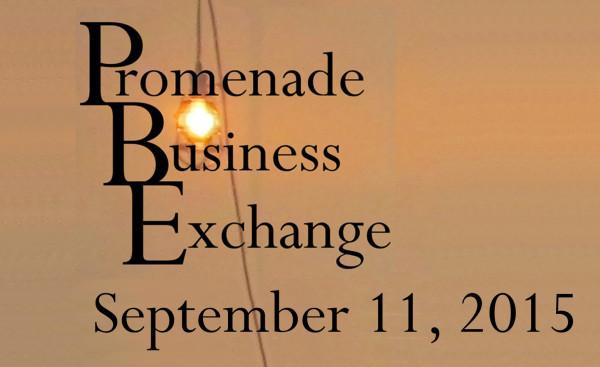 Promenade Business Exchange September 11, 2015