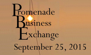 Promenade Business Exchange September 25, 2015