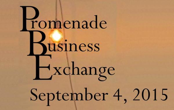 Promenade Business Exchange September 4, 2015