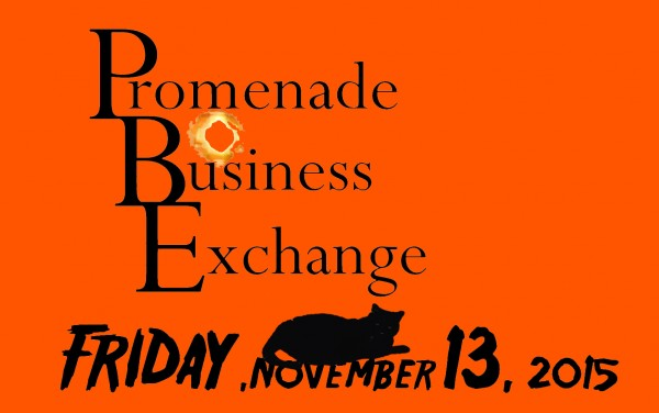 Promenade Business Exchange, Friday, November 13, 2015