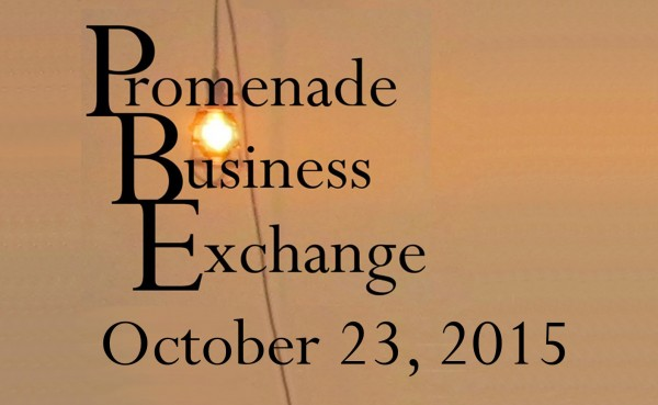 Promenade Business Exchange October 23, 2015