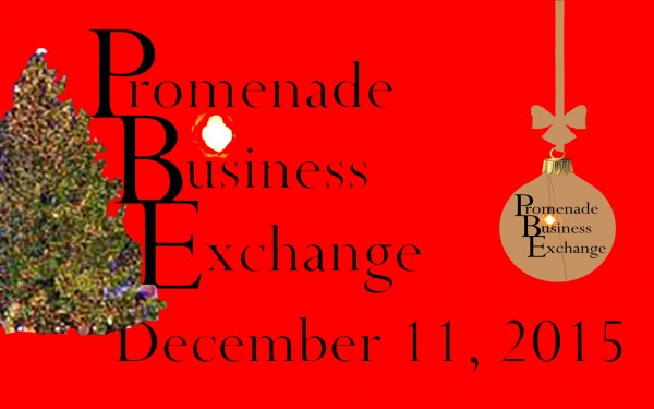 Promenade Business Exchange December 11, 2015