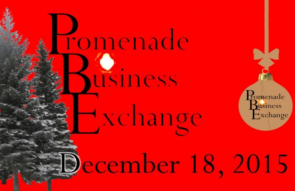 Promenade Business Exchange December 18, 2015
