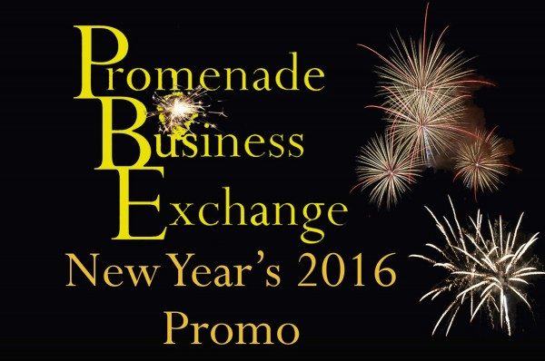 Promenade Business Exchange New Year 2016 Promo
