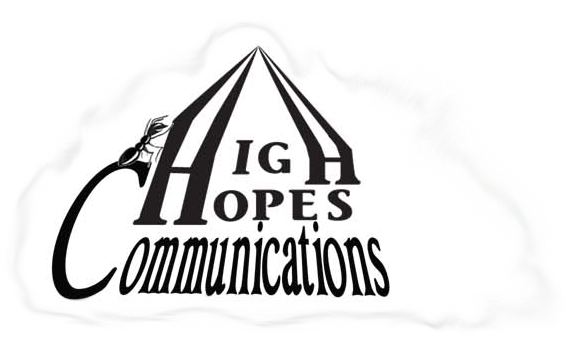 High Hopes Logo Cloud