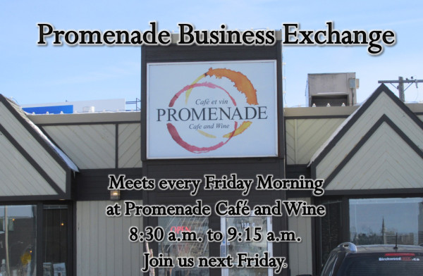 Promenade Business Exchange 2015