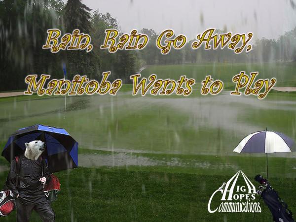 Rain, Rain Go Away