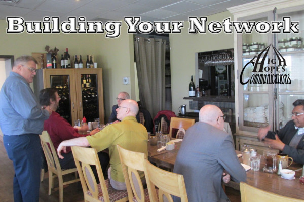 Building Your Network, It's Not About You