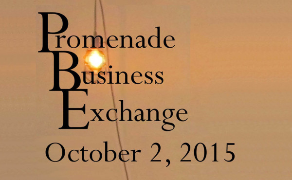 Promenade Business Exchange October 2, 2015