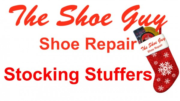 The Shoe Guy Stocking Stuffers December 2015