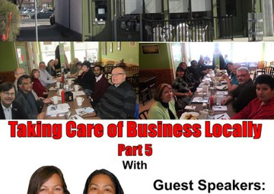 Special Event at the North East Business Exchange Part 5 web