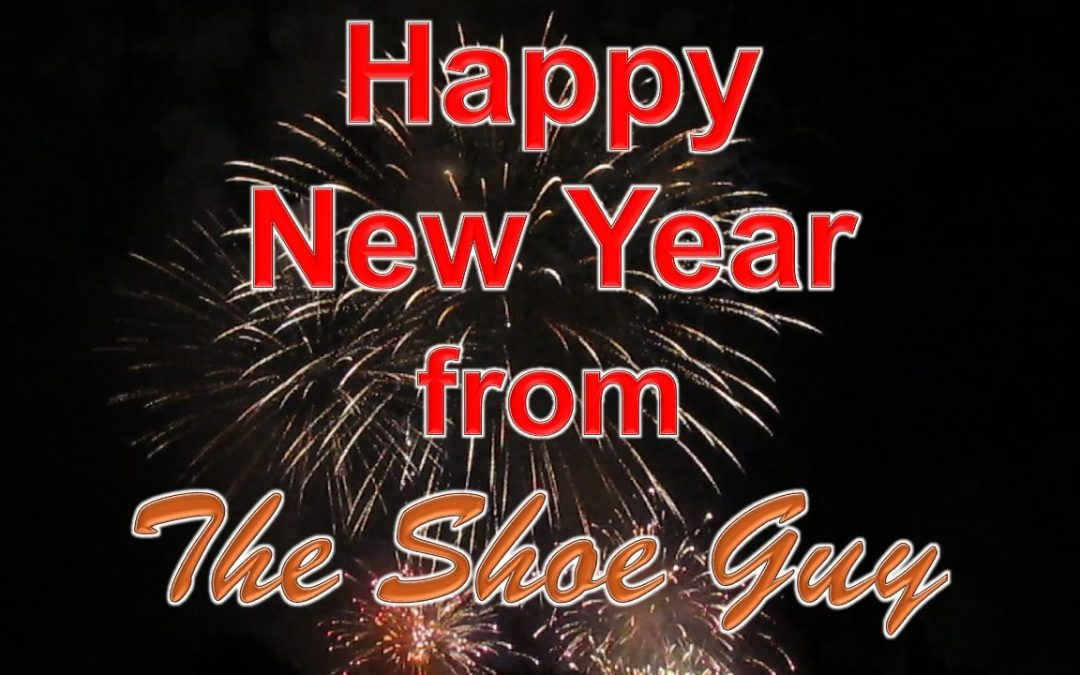 Happy New Year from The Shoe Guy
