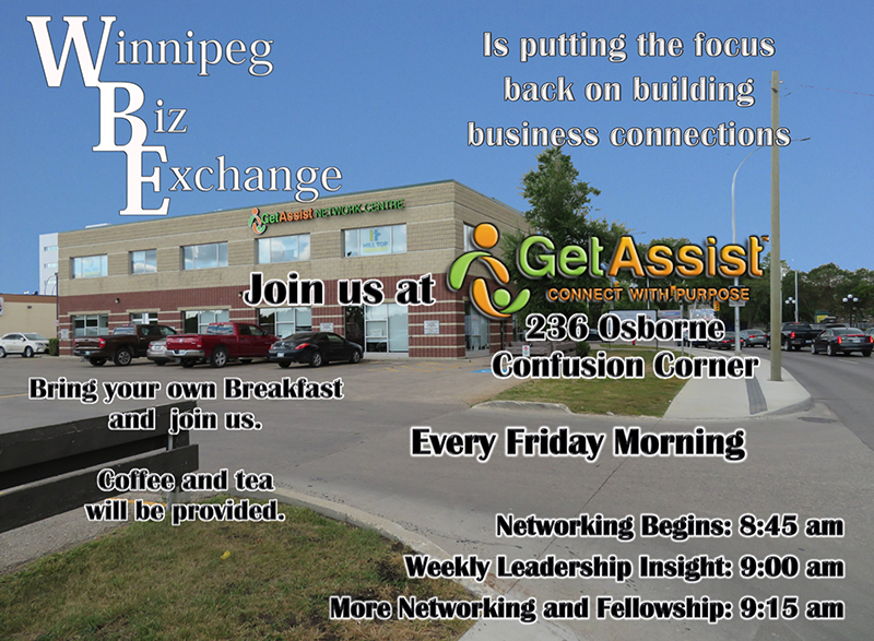 WBE Friday Morning Networking