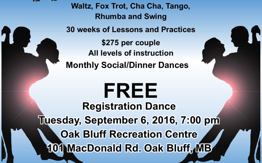 Westview Dance Club Registration Dance